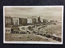 RP Vintage Postcard - Sussex #28 - Grand Parade, Wish Tower, Eastbourne - 1951