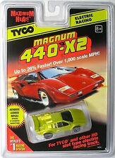 1996 Tyco Magnum 440-X2 Fast Slot Car 1990 Lamborghini Countach V12 Sealed #9174