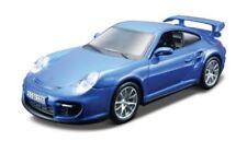 Voitures, camions et fourgons miniatures GT moulé sous pression pour Porsche