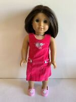 American Girl Doll Chrissa 2009, American Girl Chrissa doll, AG Doll Chrissa
