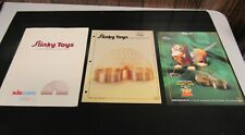 1995 James Toy Fair Catalog Folder Slinky Toys Toy Story Dog and More