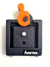 Hama 5040 Rapid Fastener - Tripod Quick Release Adapter with Quick Release Plate