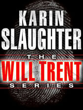 Karin SLAUGHTER Complete WILL TRENT Series [MP3 Audio]