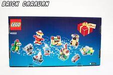 LEGO 40222 Christmas Build-Up Set Advent, NIB
