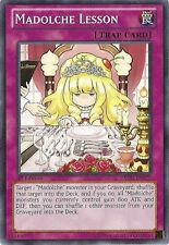 3x Yugioh REDU-EN070 Madolche Lesson Common Card