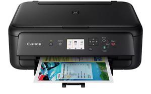 Canon PIXMA TS5150 All-in-One Wireless Inkjet Printer - NEW