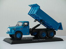 Tatra 148 1:43 Ixo Atlas Czechoslovak truck,old eastern and DDR truck collection