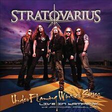 Stratovarius - Under Flaming Winter Skies: Live in Tampere - CD