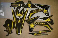 ROCKSTAR TEAM  GRAPHICS KTM SX SXF  2011 2012 & XCW XCWF EXC EXCF  2012 2013
