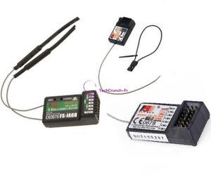 2.4G Flysky FS-iA6B/FS-R6B/FS-GR3E 3/6Ch Receiver PPM Output for Flysky RC CAR