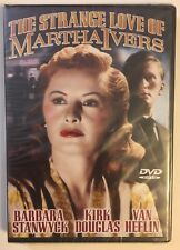 The Strange Love Of Martha Ivers - DVD - Black & White NEW