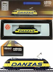 Marklin Z Scale 88447 (SBB) Class 460 - DANZAS, Inc.- Original Box Tested C8