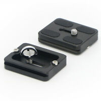 AB_ AU_ Universal Aluminum PU-50 Quick Release Plate For Benro Mefoto Tripod Bal