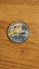 Pearl Harbor Attacked Dec 7th 1941 7:53 A.M. Kennedy Half Dollar Mint Free Ship