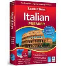 Mac Language Course Computer Software in Italian