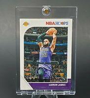 Lebron James LAKERS MINT CARD - W/ CASE - INVESTMENT - MINT