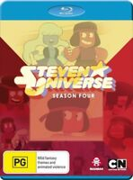Steven Universe: Season 4 [New Blu-ray] Australia - Import
