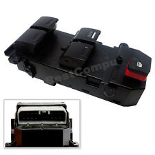 Power Window Master Control Switch for 2009-2011 Honda City / Fit 35750-TM0-F01