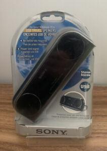 Sony SRS-T10PC USB Speaker New