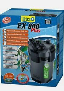 TetraTec EX800 Plus External Aquarium Fish Tank Canister Filter Pump Tetra EX800