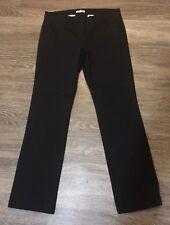Eileen Fisher Womens Pants Small Black Skinny Leg Stretch