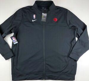 Nike NBA Toronto Raptors Official Team Jacket AV1673-010 3XL-Tall 3XLT