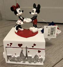 BOITE MUSIQUE PARIS MON AMOUR Disneyland Paris