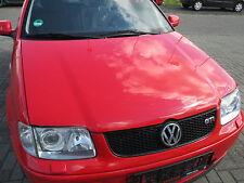 Motorhaube VW Polo 6N2 GTI rot LP3G Haube flashrot