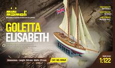 MM69 Goletta Elisabeth ( modellino in legno da costruire )