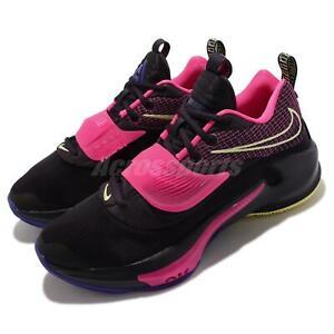 Nike Zoom Freak 3 EP Purple Black Giannis Men Basketball Shoes DA0695-500