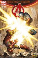 °AVENGERS MARVEL NOW #35° Secret Wars-Civil War Story Panini 2016
