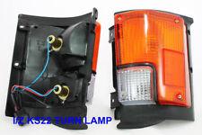 FOR ISUZU KS22 TRUCK FRONT 1984 CORNER TURN SIGNAL LAMP LIGHT PAIR RH LH VINTAGE