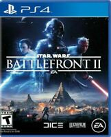Star Wars Battlefront II 2 (PS4) PlayStation 4, Region Free, Rated T, Spanish
