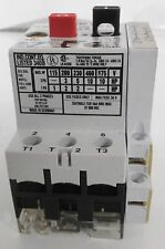 Square D 2520 MP 10.0 Motor Starter 16A 660V With 999 MPX11 Auxiliary Contact