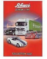 Catalogue - Katalog Schuco Junior Line Collection 2005 - Schuco