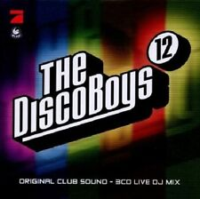 The Disco Boys Vol.12 3CDs 2012