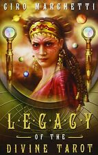 Legacy of the Divine Tarot - By Ciro Marchetti - 78 Card Deck & 312 Page Book