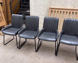 Julian Bowen Soho Dining Chairs 4