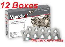 12 Boxes Maxxhair make Hair Strong Enhances Health Of The Hair Prevent hair loss