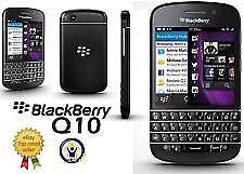 Blackberry Q10 16GB 2GB Black / White Color LTE New Imported