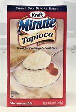 Kraft Minute Tapioca Pudding 8 oz