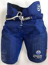 Vintage Pro Stock Ccm Supra Ice Hockey Player Pant Senior Large Edmonton Oilers