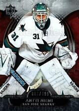 2013-14 UD Ultimate Collection #21 Antti Niemi