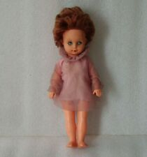 Rare Vintage Plastic And Rubber Doll,Germany-Gdr/Ddr, 1960-70