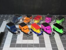 2 Kellogg's Cereal Diecast Matchbox Mail a Way Sets of 5 Delivery Trucks Sealed