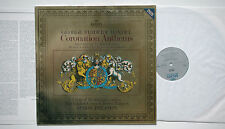HANDEL Coronation Anthems PRESTON/PINNOCK/THE ENGLISH CONCERT Archiv 2534005 LP
