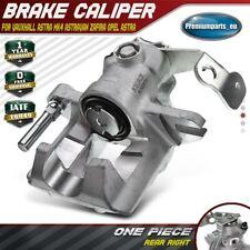 Brake Caliper Rear Right for Opel Vauxhall Astra Zafira 1999-2005 342899 542297