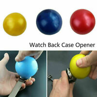 Portable Watch Back Case Opener Sticky Friction Roll Ball Screw Repair Remover