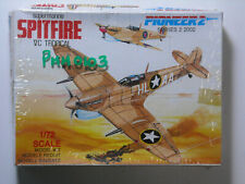 Pioneer 2 model kit Supermarine Spitfire VC tropical 2 2002 1:72  NIB