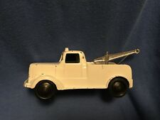 Vintage 1947 TOOTSIETOY Mack L Line Tow Truck Wrecker Diecast Toy Chicago USA